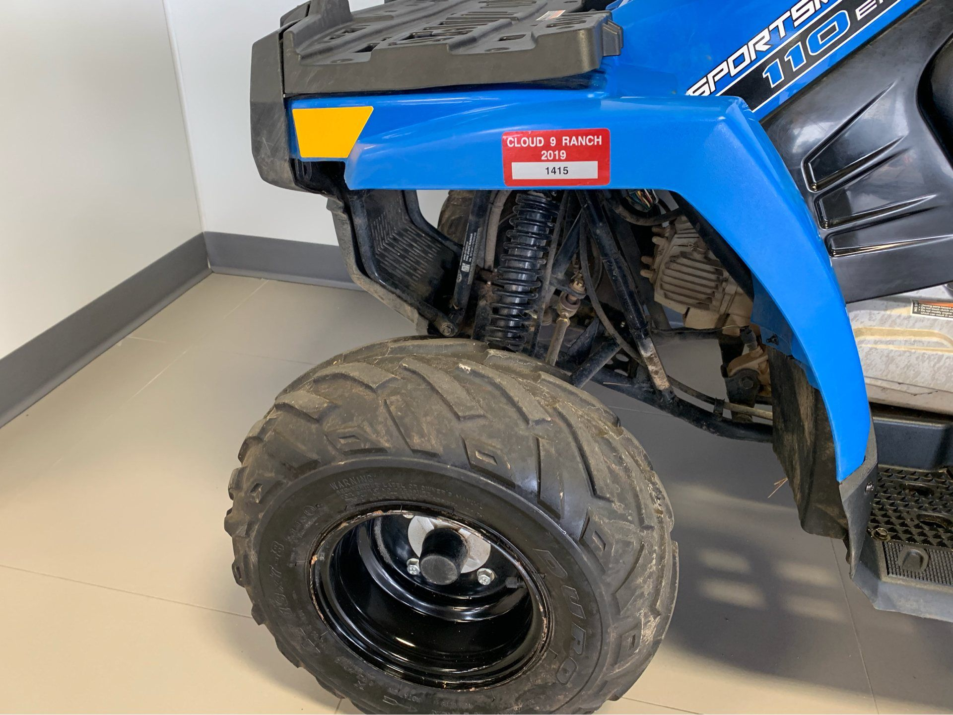 2019 Polaris Sportsman 110 EFI in Springfield, Missouri - Photo 7