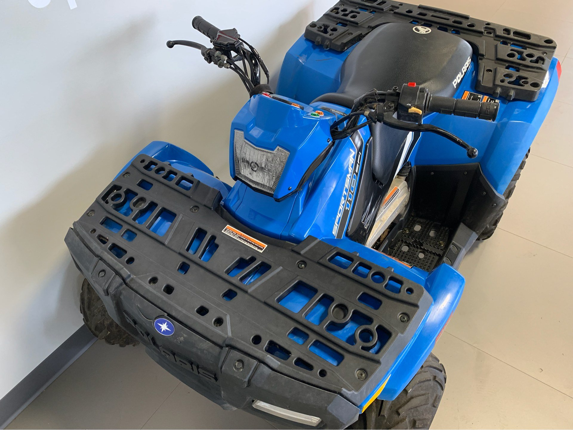 2019 Polaris Sportsman 110 EFI in Springfield, Missouri - Photo 9
