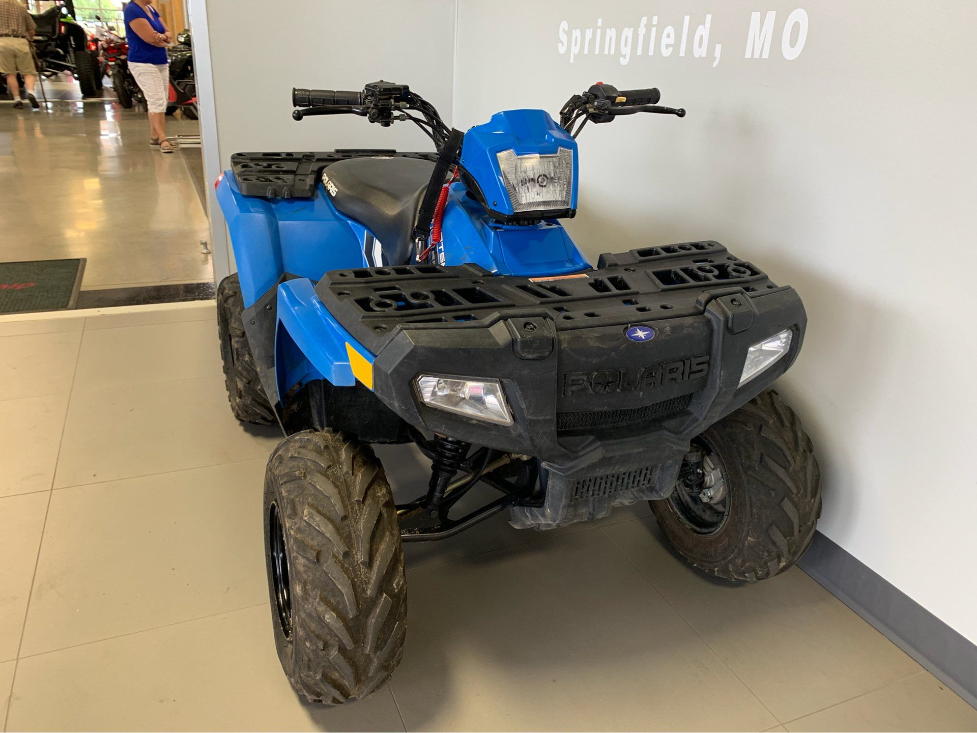 2019 Polaris Sportsman 110 EFI in Springfield, Missouri - Photo 10