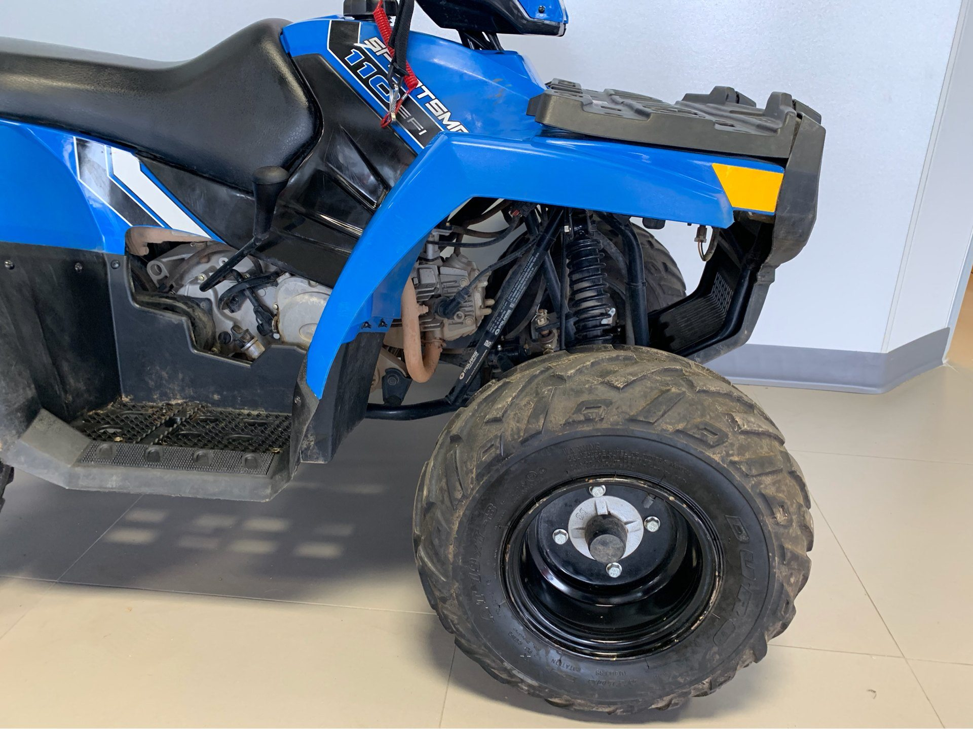 2019 Polaris Sportsman 110 EFI in Springfield, Missouri - Photo 11