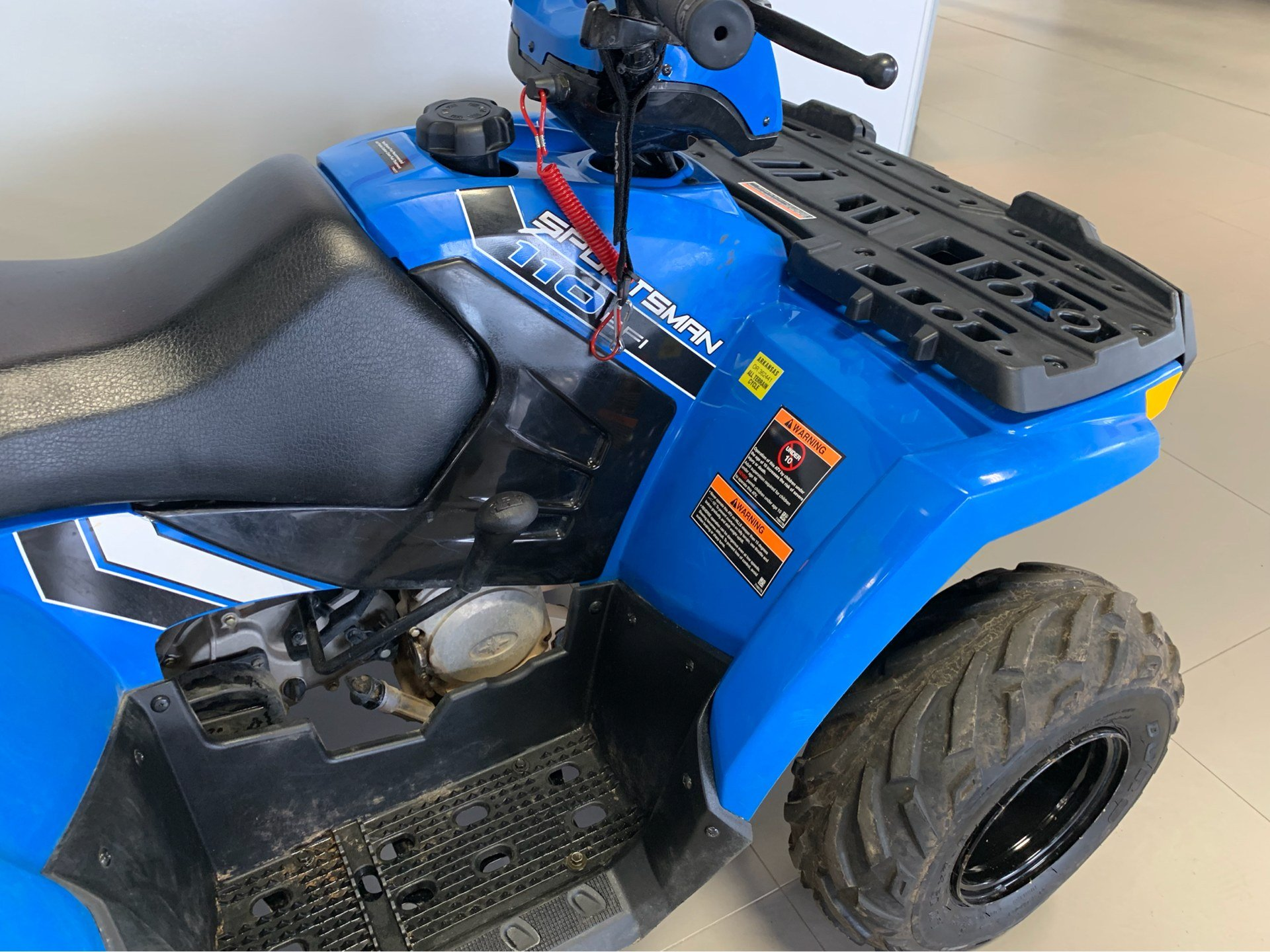 2019 Polaris Sportsman 110 EFI in Springfield, Missouri - Photo 12