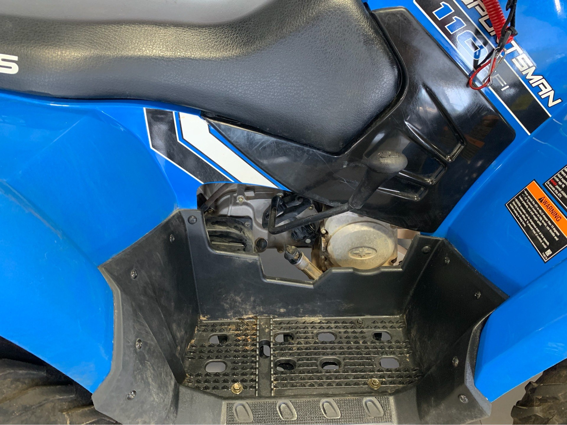 2019 Polaris Sportsman 110 EFI in Springfield, Missouri - Photo 13