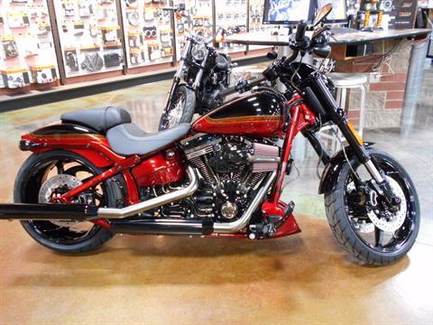 2017 Harley-Davidson CVO™ Pro Street Breakout® in Mauston, Wisconsin