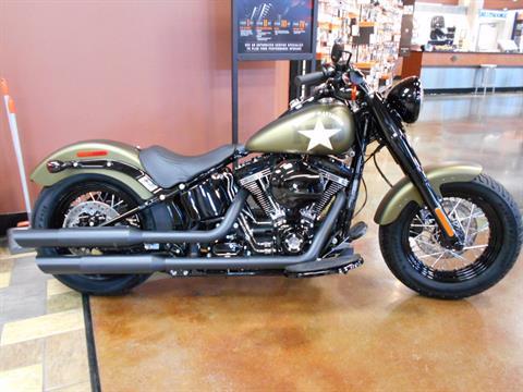 2017 Harley-Davidson Softail Slim® S in Mauston, Wisconsin