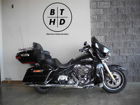 2015 Harley-Davidson Ultra Limited Low in Youngstown, Ohio - Photo 1