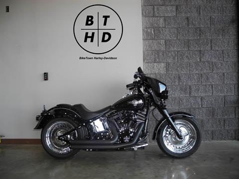 2016 Harley-Davidson Fat Boy® in Youngstown, Ohio - Photo 1