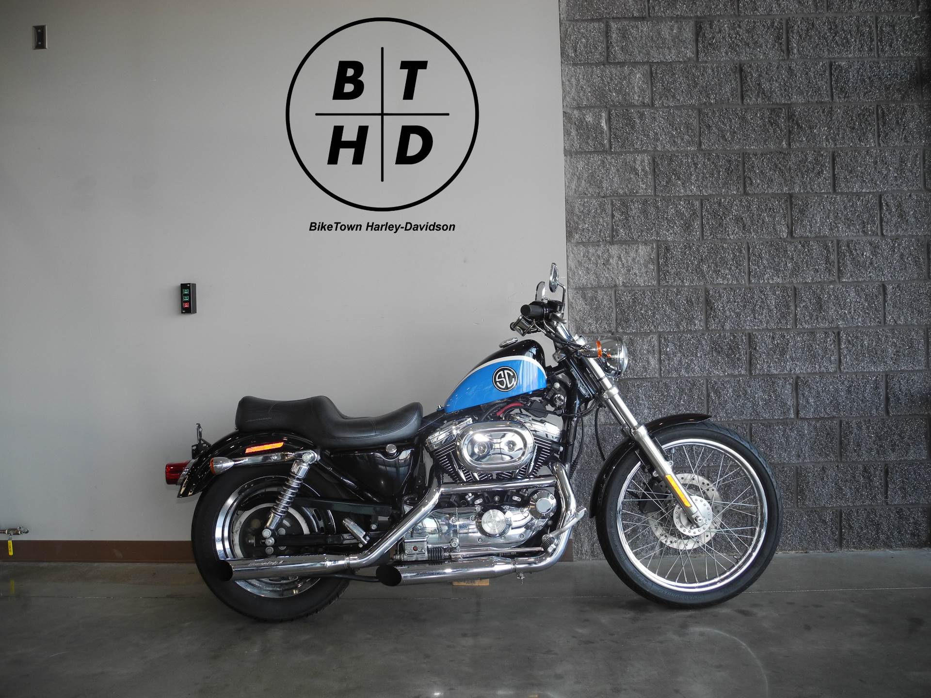 2001 Harley-Davidson XLH Sportster® 1200 in Youngstown, Ohio - Photo 1