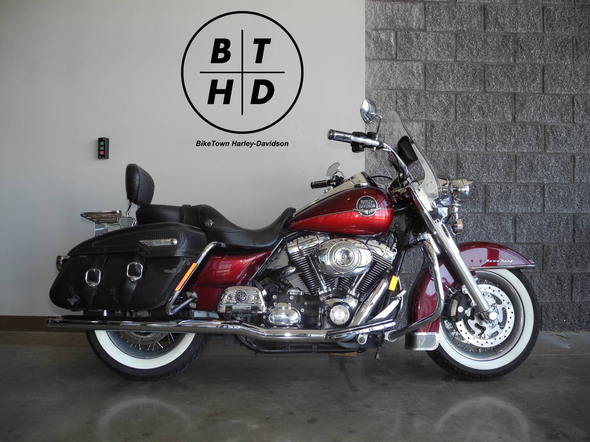 2008 Harley-Davidson Road King® in Youngstown, Ohio - Photo 1