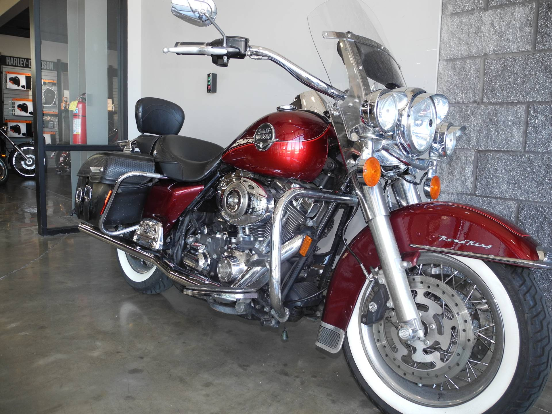 2008 Harley-Davidson Road King® in Youngstown, Ohio - Photo 2