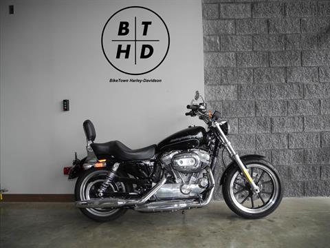 2017 Harley-Davidson XL883L in Youngstown, Ohio - Photo 1
