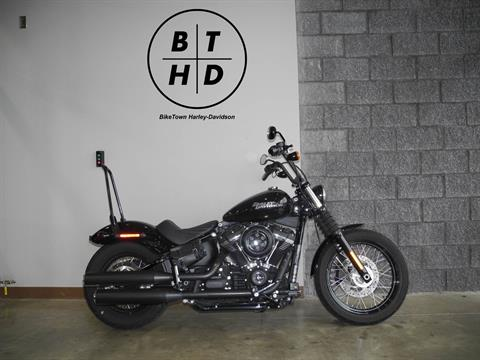 2018 Harley-Davidson Street Bob® 107 in Youngstown, Ohio - Photo 1