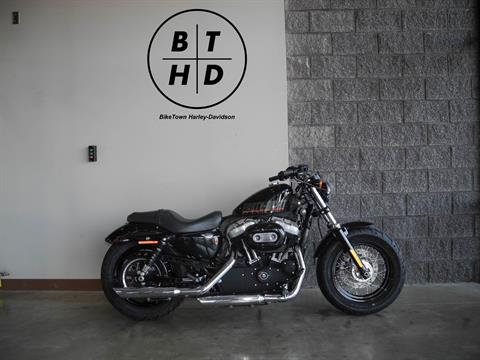 2013 Harley-Davidson Sportster® Forty-Eight® in Youngstown, Ohio - Photo 1