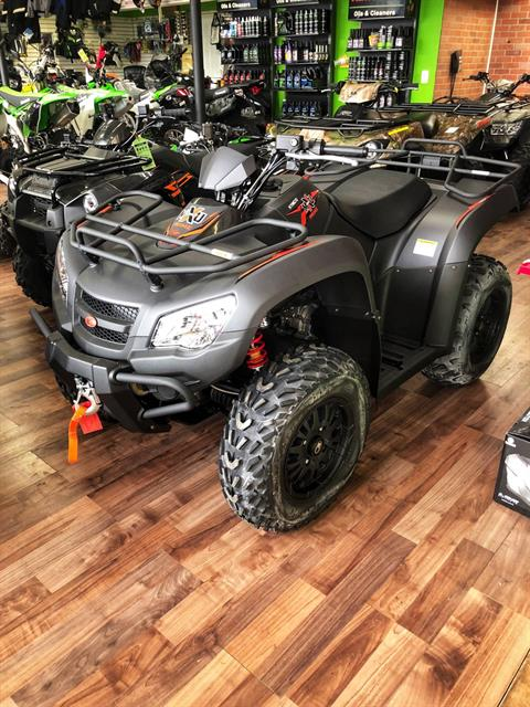 2018 Kymco MXU 450i LE Prime in White Plains, New York