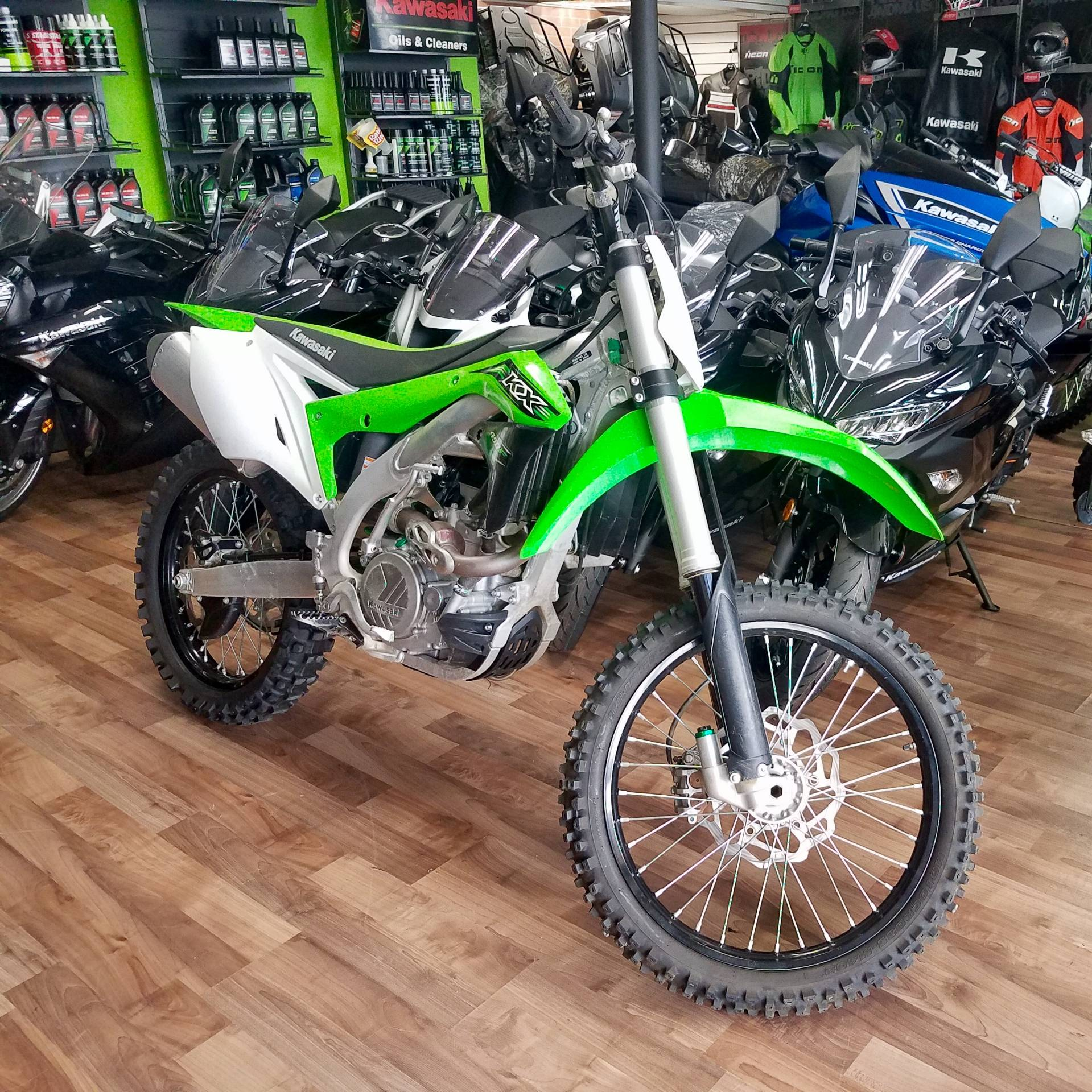 2016 Kawasaki KX450F in White Plains, New York - Photo 1