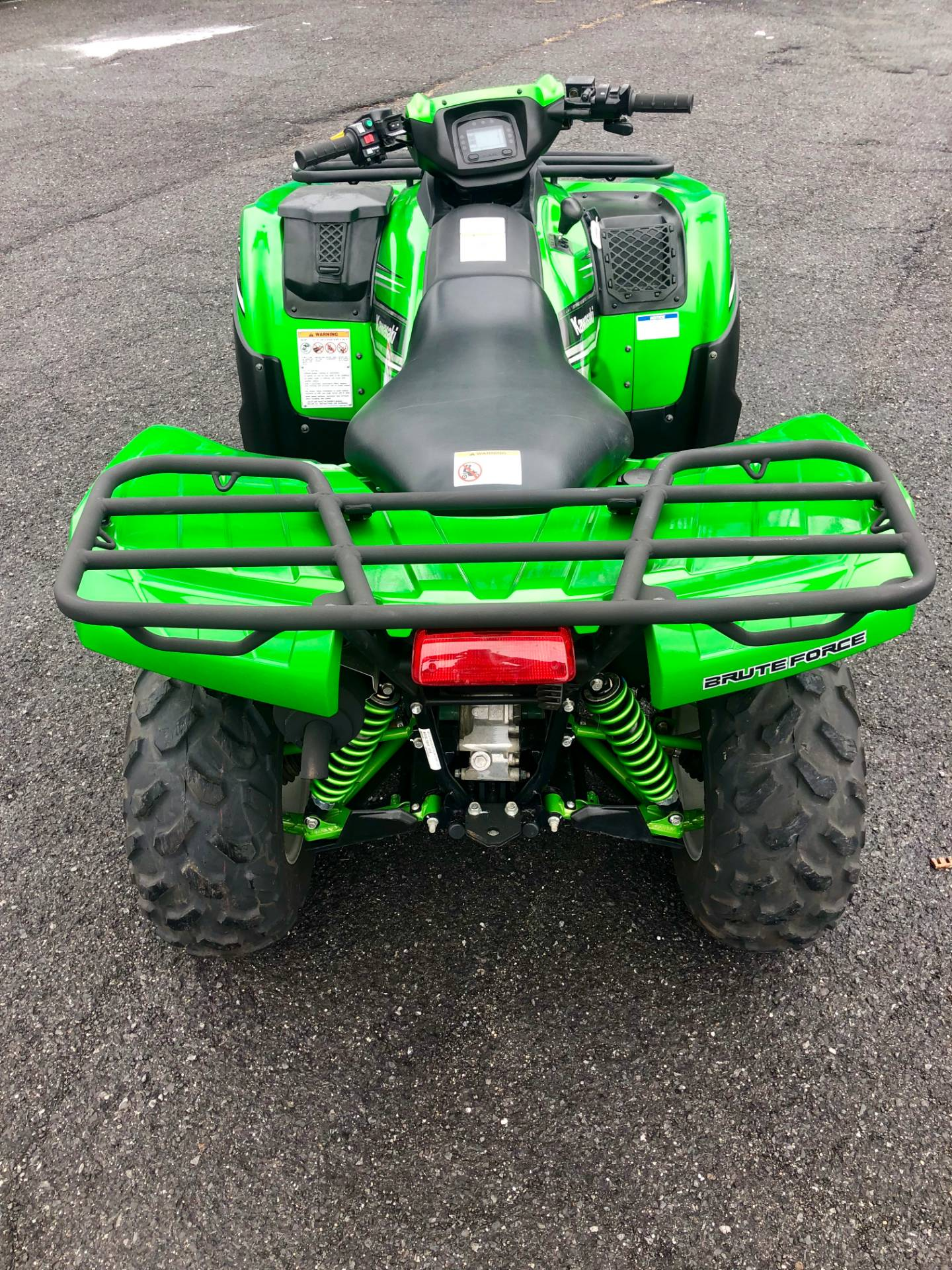 2016 Kawasaki Brute Force 750 4x4i EPS in White Plains, New York