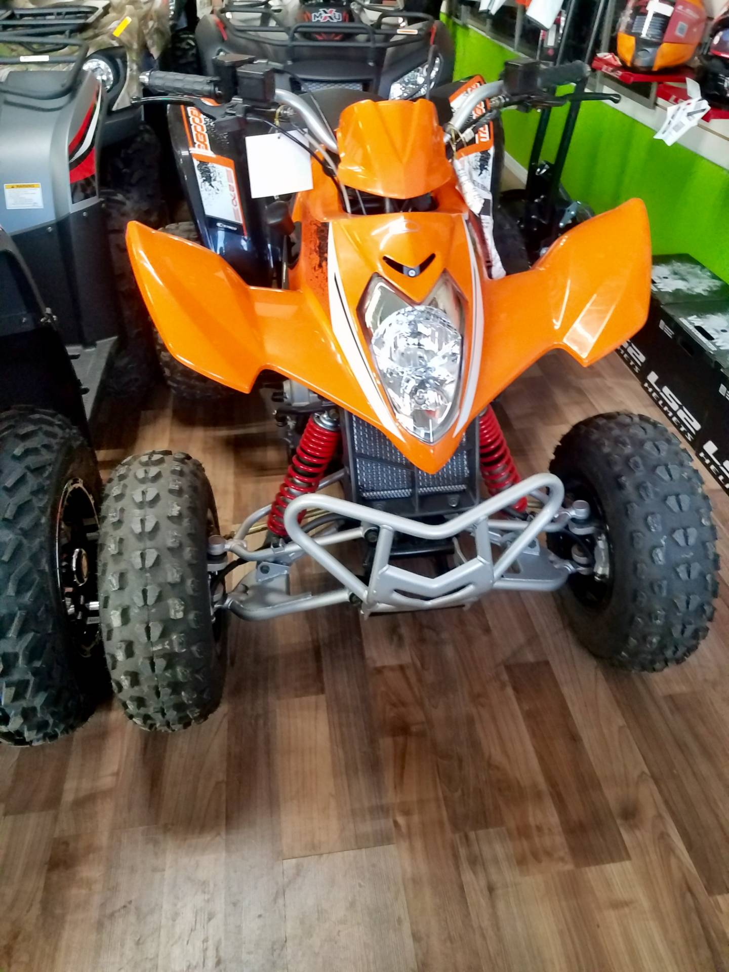 2017 Kymco Mongoose 270 in White Plains, New York - Photo 1