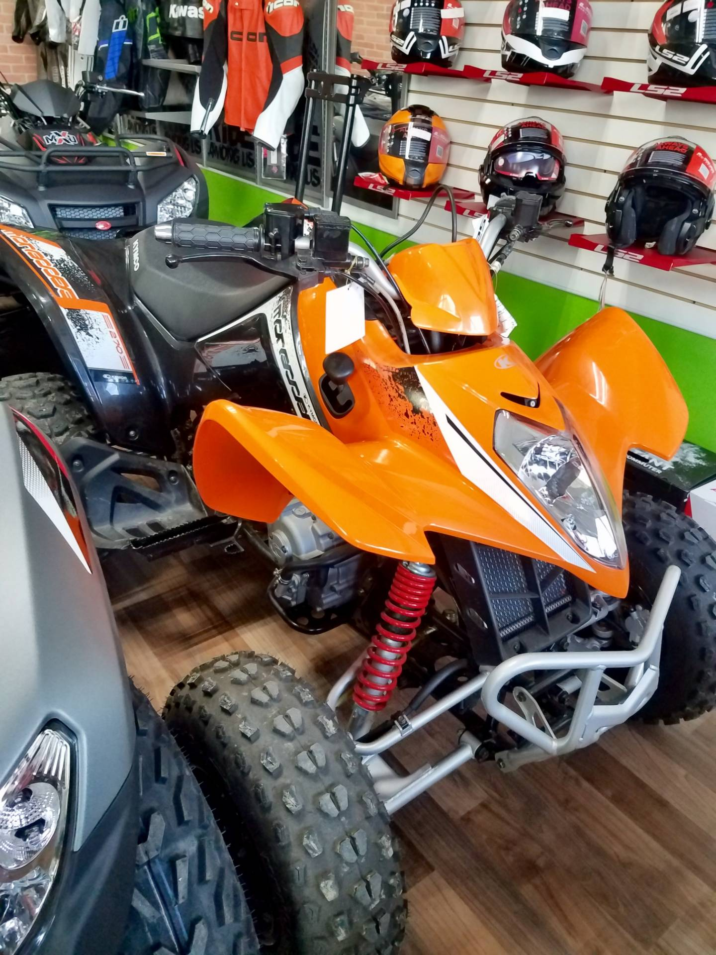 2017 Kymco Mongoose 270 in White Plains, New York