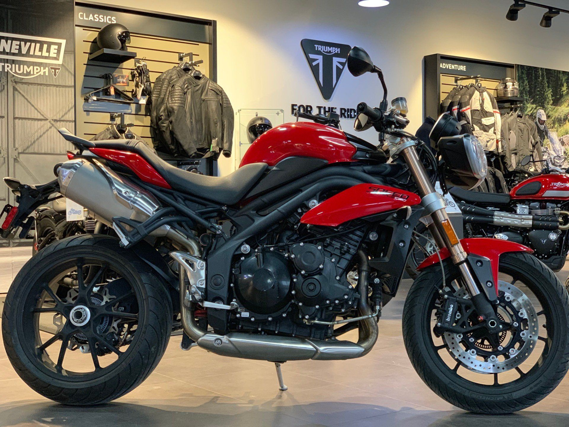 2012 Triumph Speed Triple ABS in Cleveland, Ohio - Photo 1
