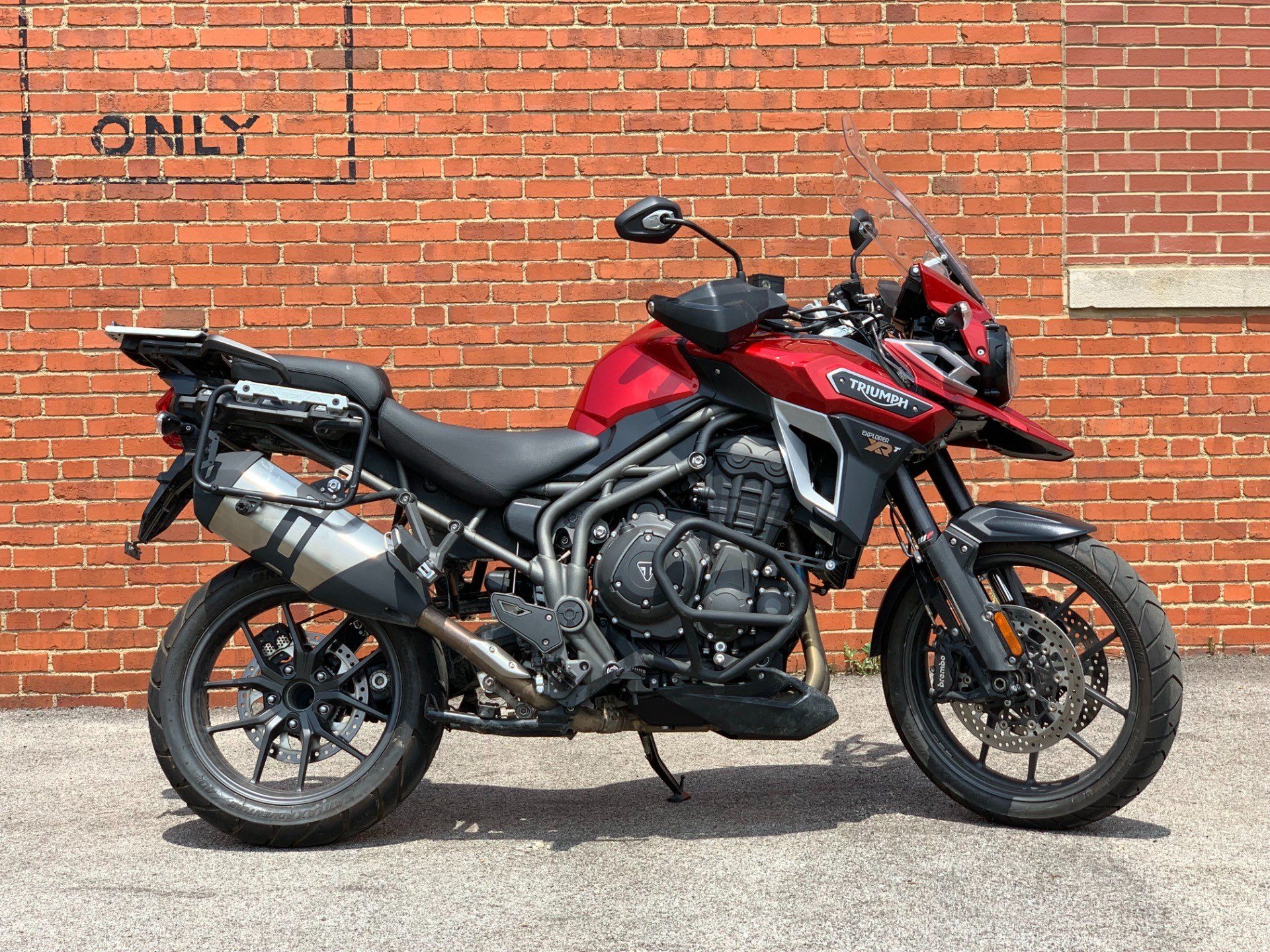 2017 Triumph Tiger Explorer XRT in Cleveland, Ohio - Photo 1