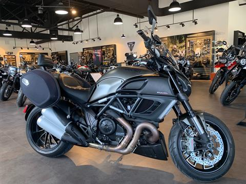 2014 Ducati Diavel in Cleveland, Ohio