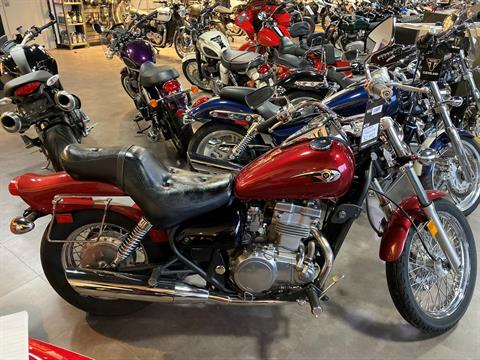 2009 Kawasaki Vulcan® 500 LTD in Cleveland, Ohio - Photo 1