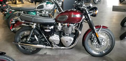 2017 Triumph Bonneville T120 in Cleveland, Ohio