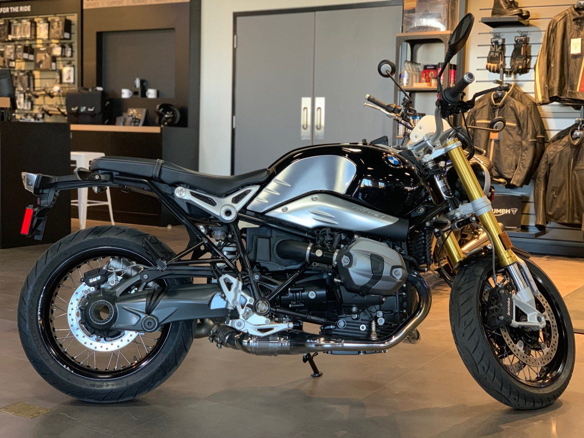 2015 BMW R nine T in Cleveland, Ohio - Photo 1