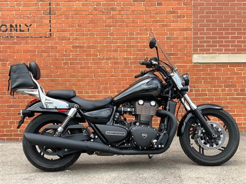 2015 Triumph Thunderbird Nightstorm ABS in Cleveland, Ohio - Photo 1