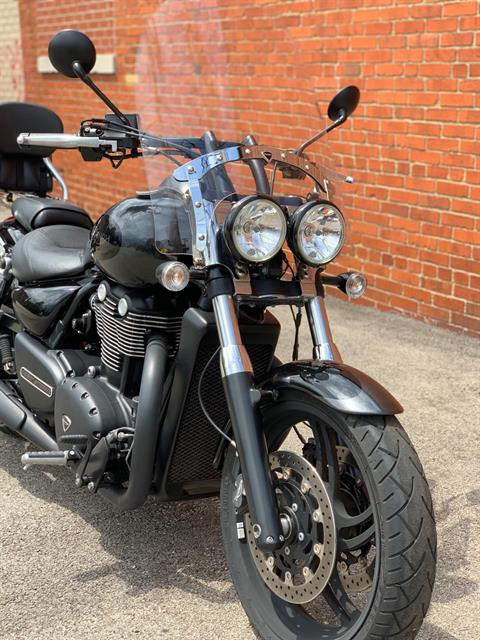 2015 Triumph Thunderbird Nightstorm ABS in Cleveland, Ohio - Photo 2