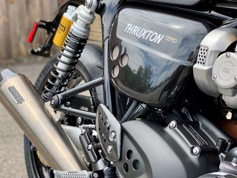 2020 Triumph Thruxton 1200 TFC in Cleveland, Ohio - Photo 5