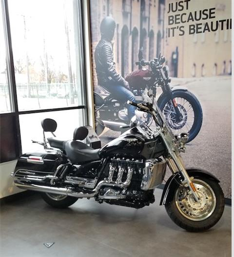 2010 Triumph Rocket III Touring in Cleveland, Ohio