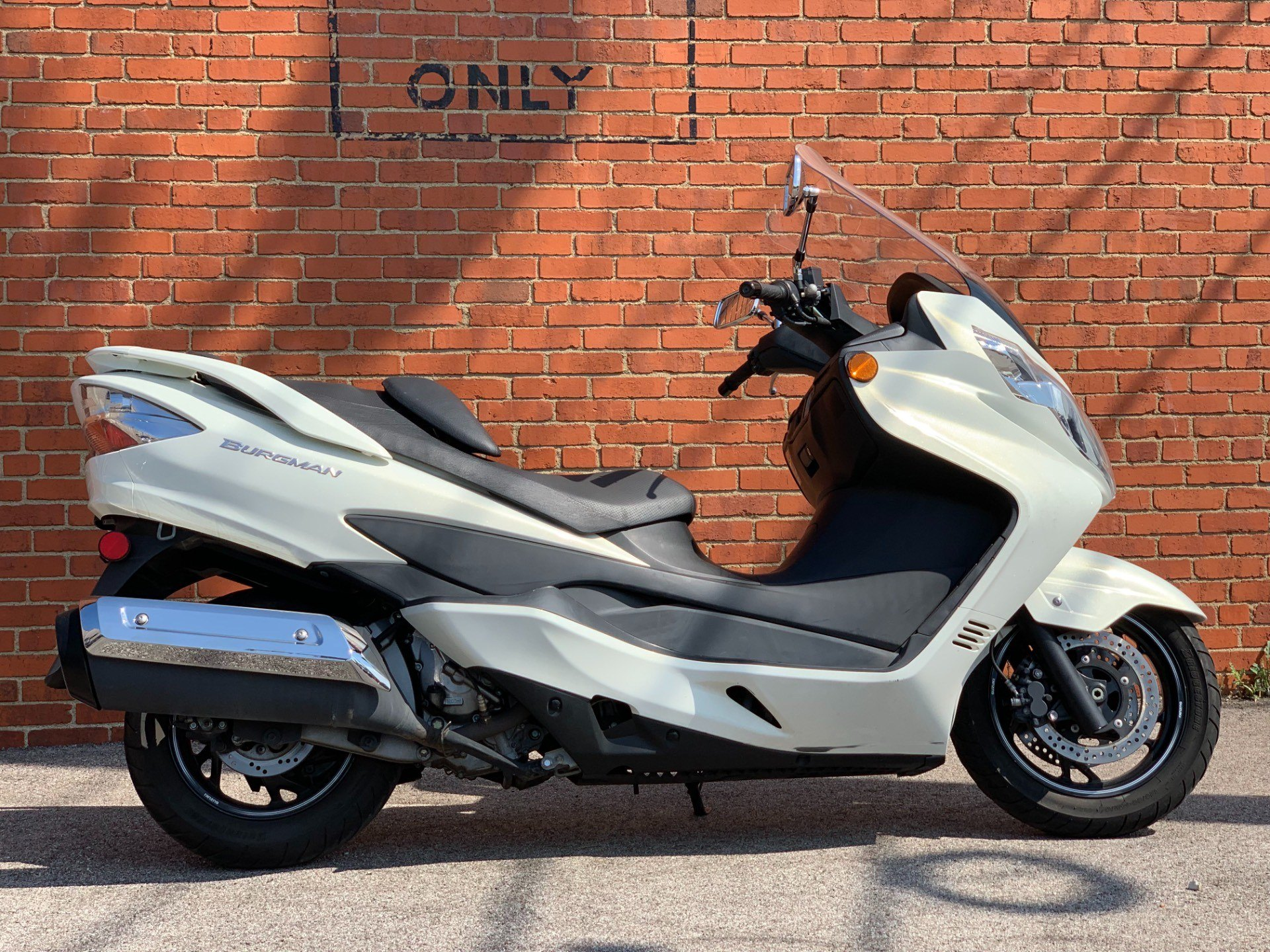 2012 Suzuki Burgman™ 400 ABS in Cleveland, Ohio - Photo 1