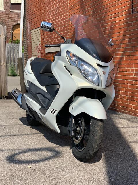 2012 Suzuki Burgman™ 400 ABS in Cleveland, Ohio - Photo 2