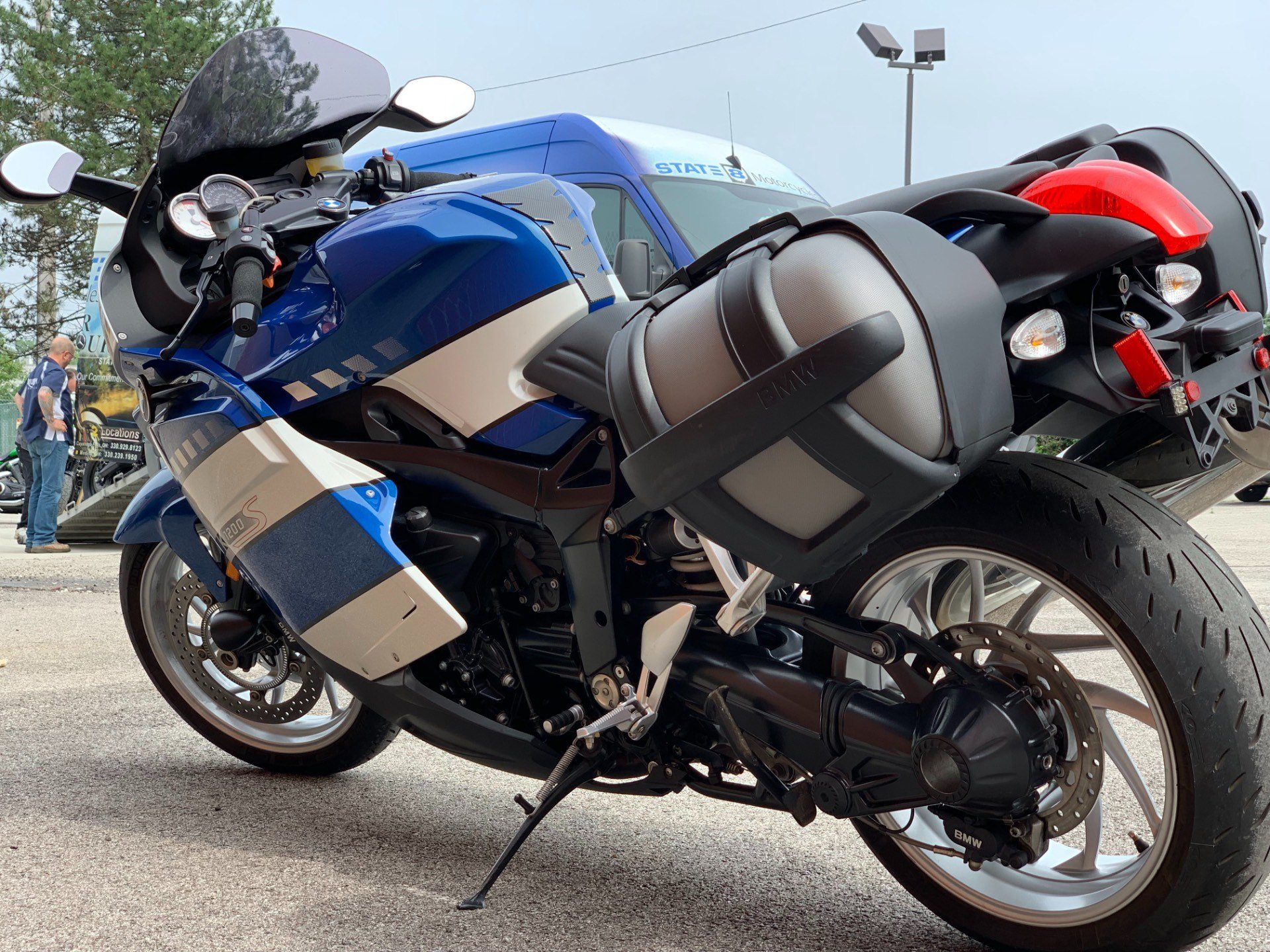 2005 BMW K 1200 S in Cleveland, Ohio - Photo 2