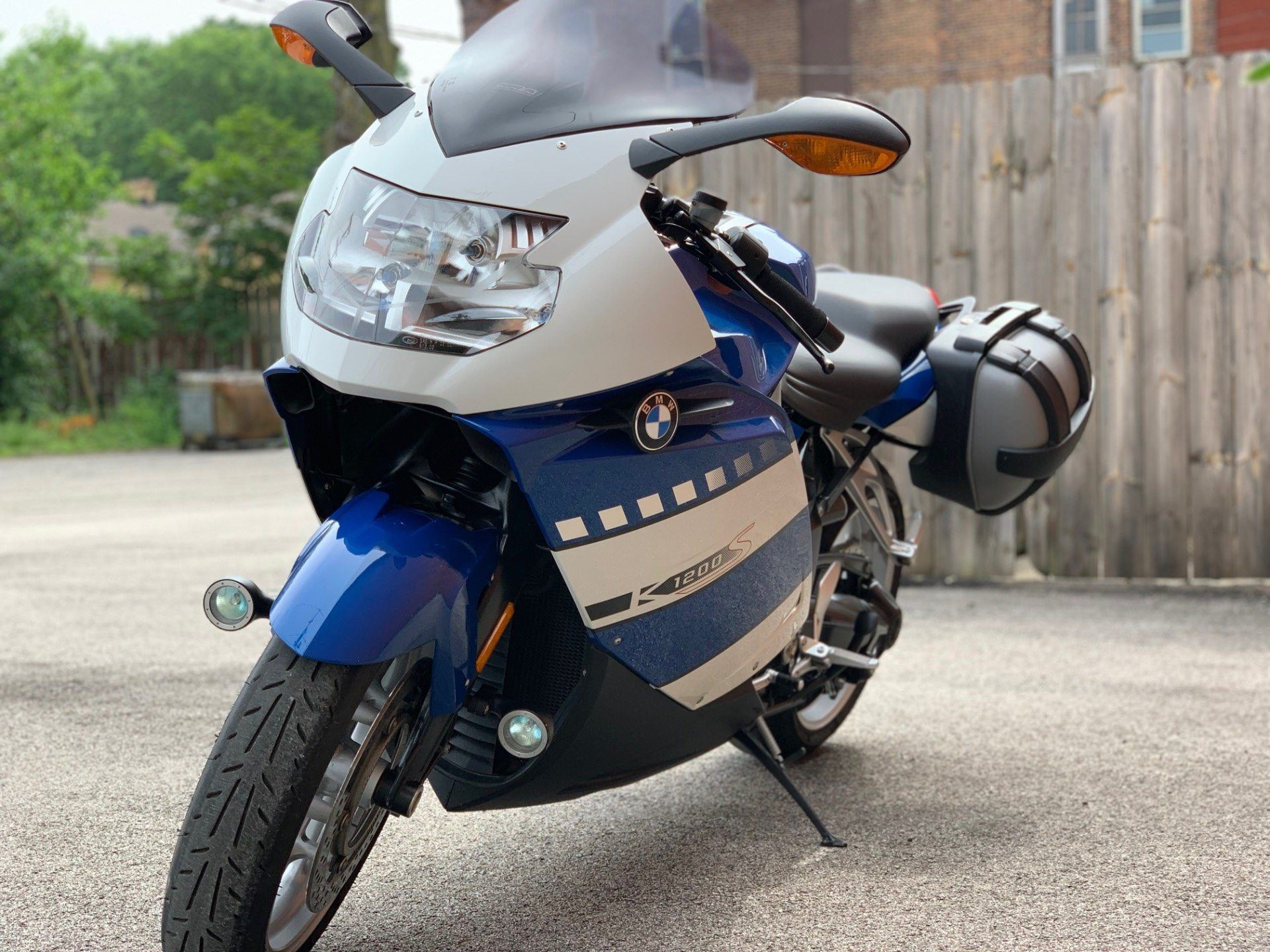 2005 BMW K 1200 S in Cleveland, Ohio - Photo 4