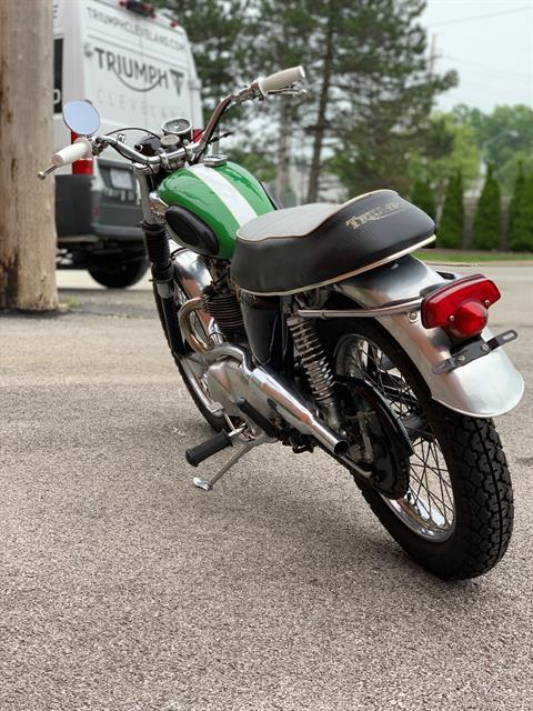 1966 Triumph T100C Trophy in Cleveland, Ohio - Photo 4