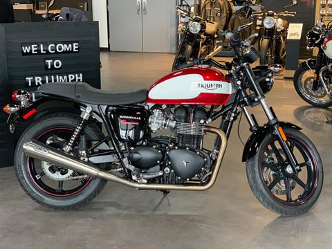 2015 Triumph Bonneville Newchurch in Cleveland, Ohio