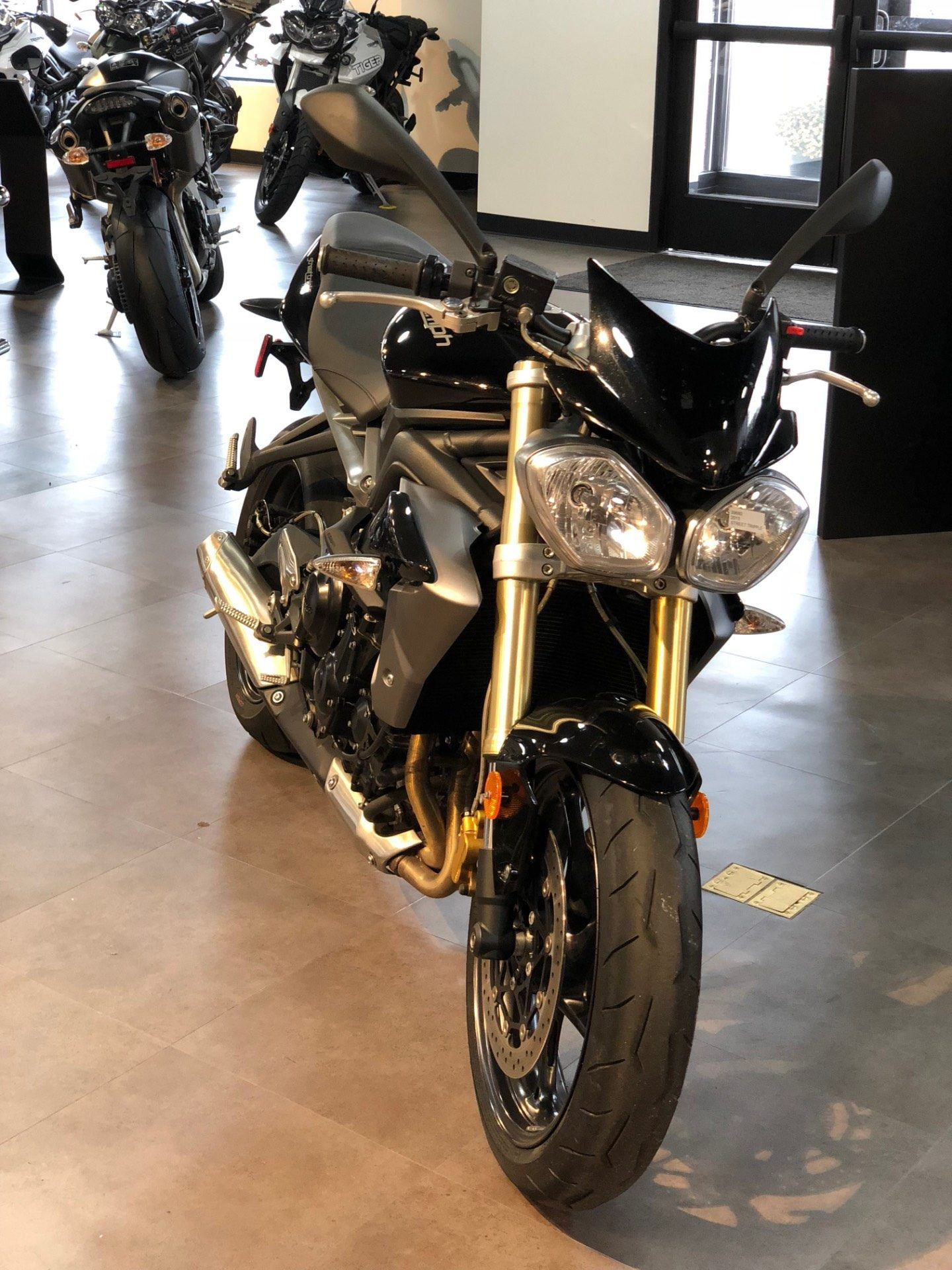 2013 Triumph Street Triple ABS in Cleveland, Ohio