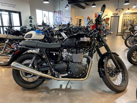 2015 Triumph Bonneville T100 in Cleveland, Ohio - Photo 1