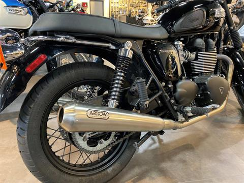 2015 Triumph Bonneville T100 in Cleveland, Ohio - Photo 3