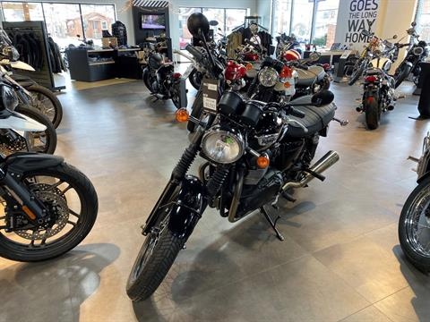 2015 Triumph Bonneville T100 in Cleveland, Ohio - Photo 4