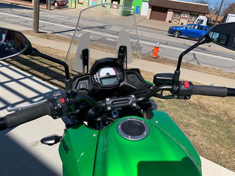 2015 Kawasaki Versys® 650 ABS in Cleveland, Ohio