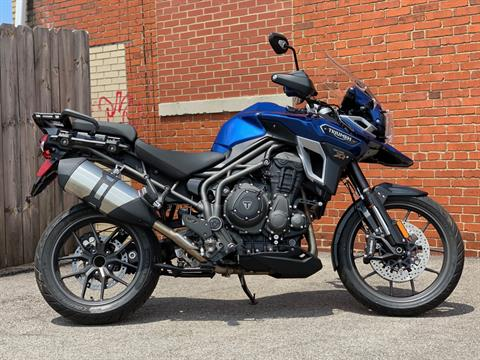 2017 Triumph Tiger Explorer XRx in Cleveland, Ohio