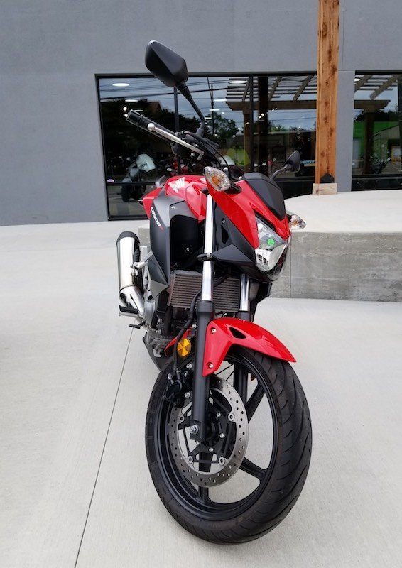2015 Honda CB300F in Cleveland, Ohio