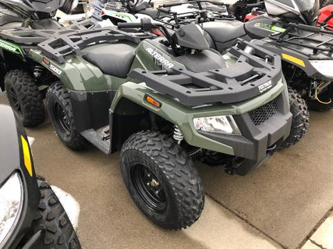 2018 Textron Off Road Alterra 500 in Ortonville, Minnesota