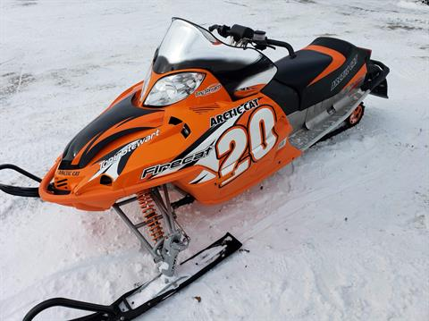 2006 Arctic Cat High Performance F7 Firecat EFI Tony Stewart in Ortonville, Minnesota