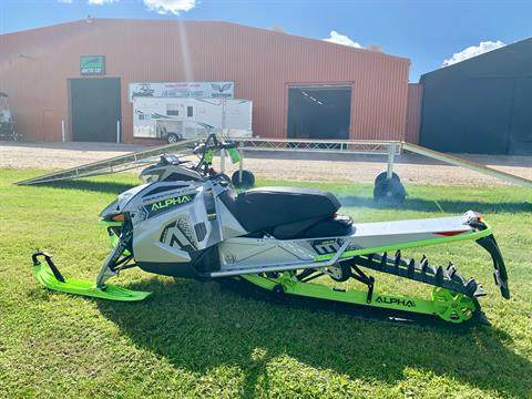 2020 Arctic Cat M 8000 Mountain Cat Alpha One 165 ES in Ortonville, Minnesota