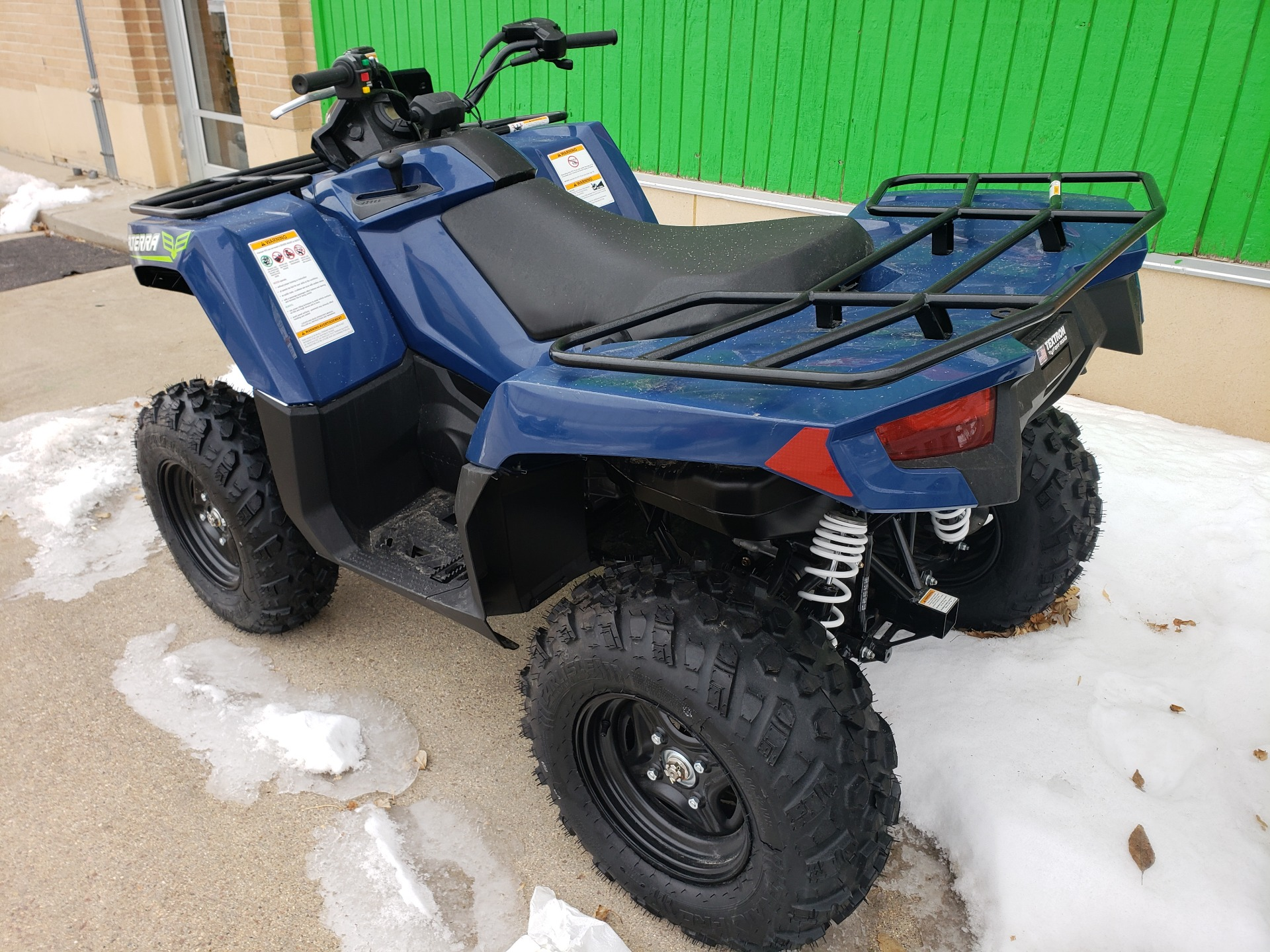 2019 Textron Off Road ALTERRA in Ortonville, Minnesota