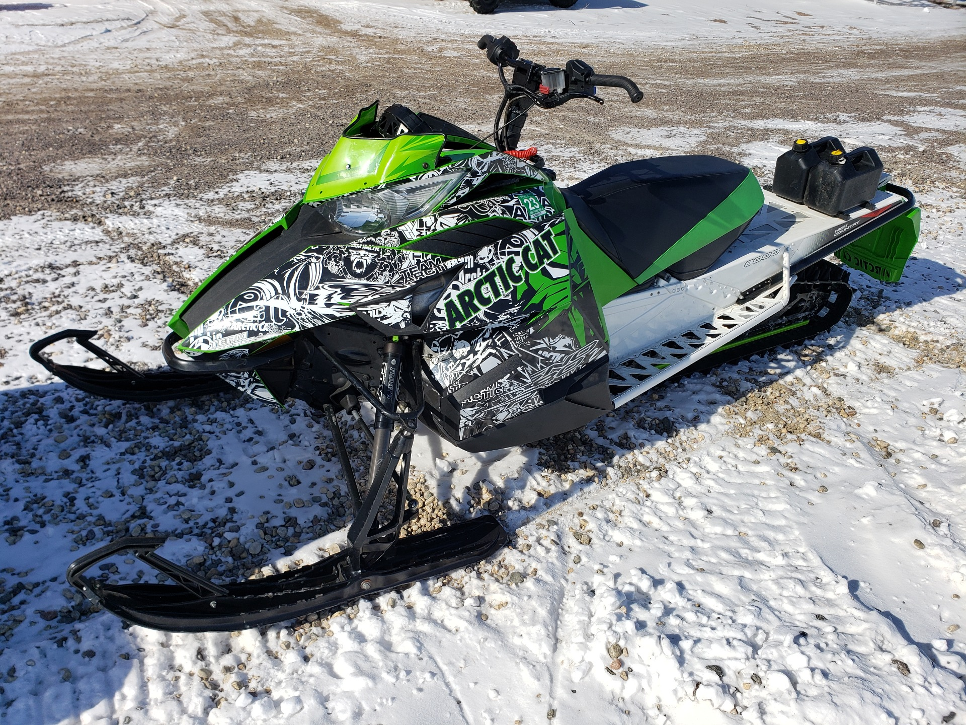 2014 Arctic Cat XF 8000 Sno Pro® High Country Limited ES in Ortonville, Minnesota - Photo 1
