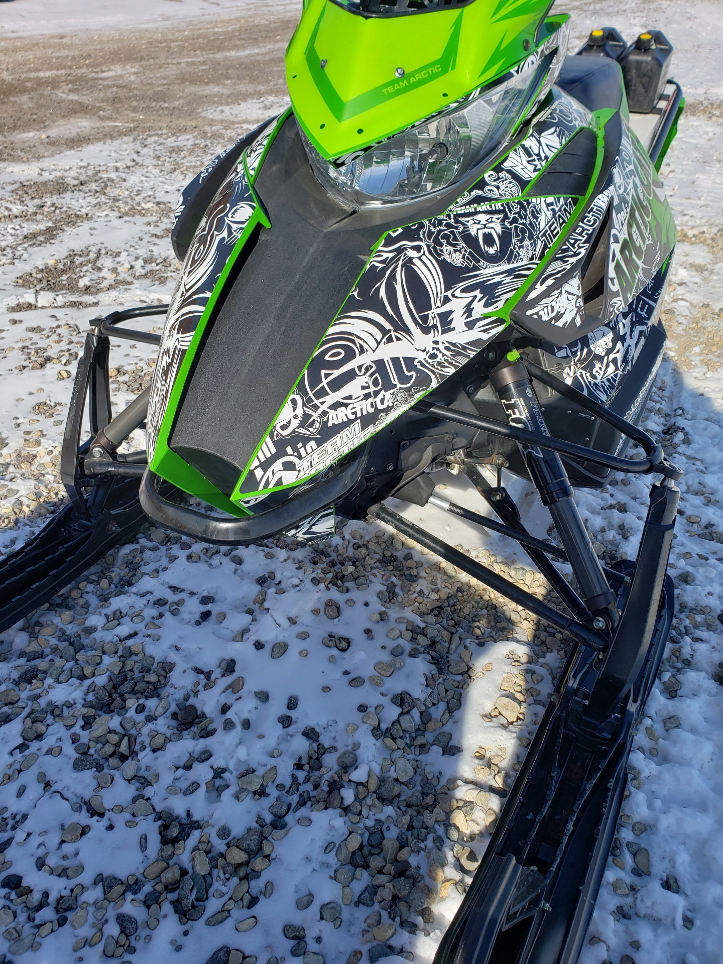 2014 Arctic Cat XF 8000 Sno Pro® High Country Limited ES in Ortonville, Minnesota - Photo 2